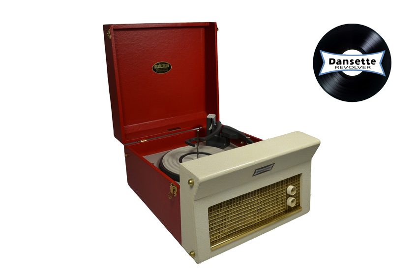 Dansette Major Deluxe 21 Dansette Record Player